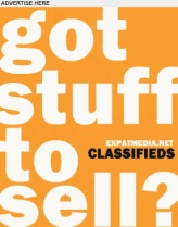 Buy or sell anything on Expat Media Classifieds