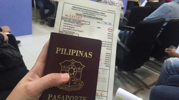 How to renew passport at Philippine Consulate