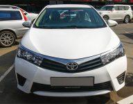 Toyota Corolla SE 1.6 – AED 39,500