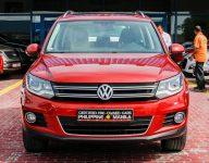 Volkswagen Tiguan 2.0 4Motion – AED 56,500