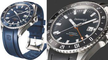 Watch alert: Eberhard & Co. Scafograf GMT