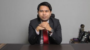 Lawyer with a mission: Barney Almazar