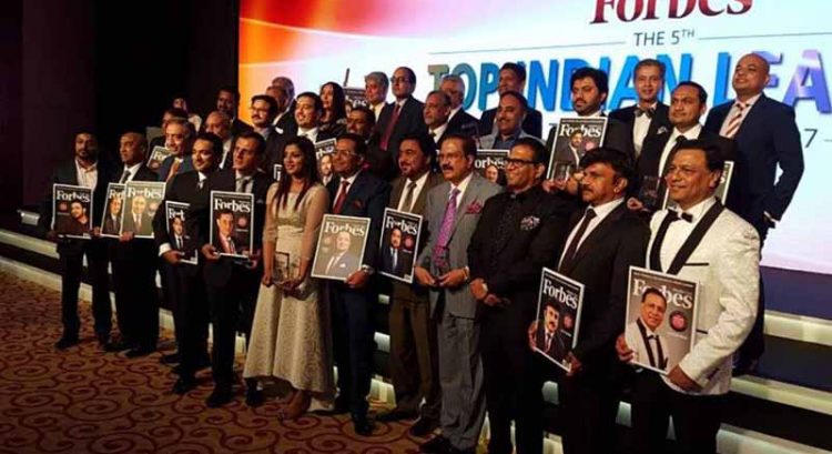 Top Indian business owners, execs in the Middle East recognized