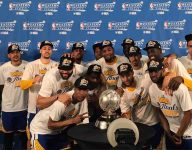 Warriors return to NBA Finals for the 3rd straight year