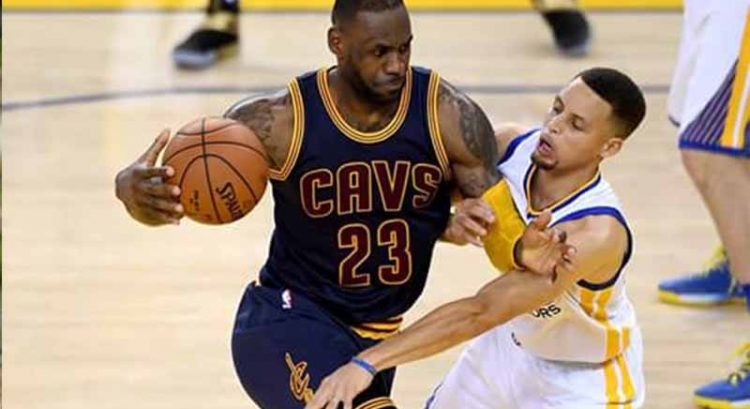 It's Warriors v. Cavaliers at NBA Finals for 3rd straight year