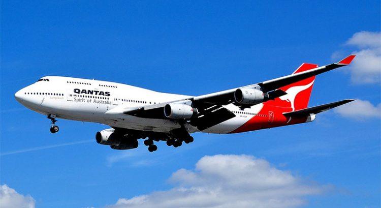Engine failure forces Qantas flight return