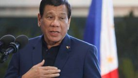 Duterte tells terrorists to surrender
